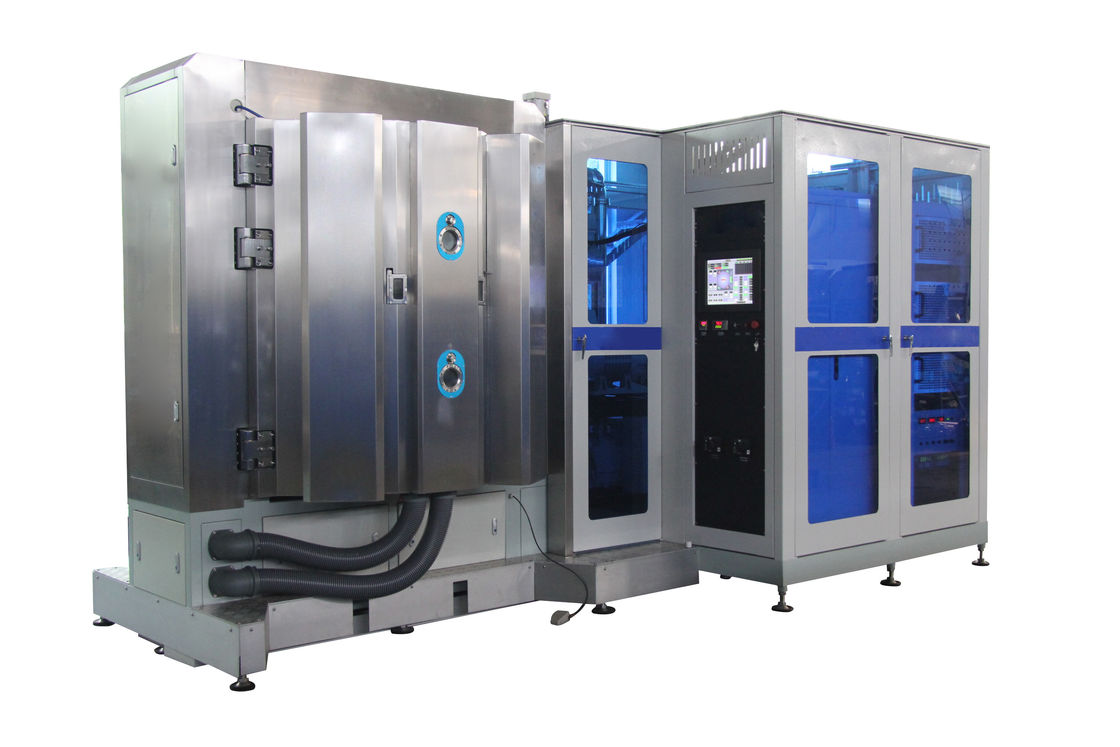 RTSP1213-PECVD Thin Film Coating Machine, Ion Source Plasma Enhanced PVD Deposition System