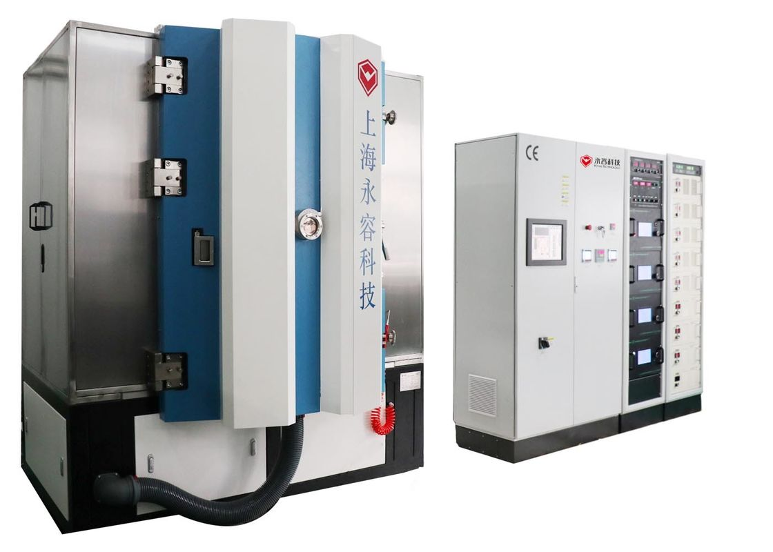Cooper Magnetron Sputtering Coating Machine, Ceramic chips Copper thin film deposition Equipment